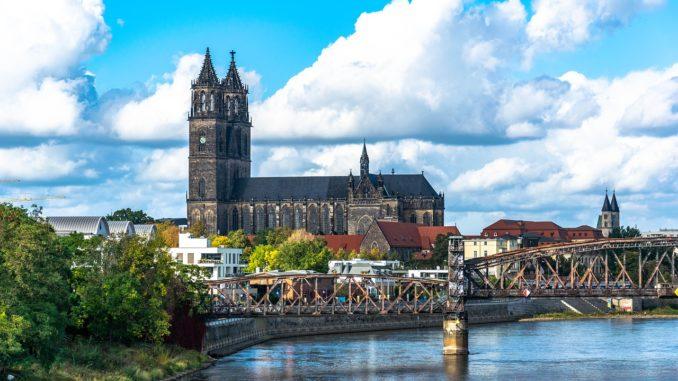 Dom von Magdeburg Sachsen-Anhalt