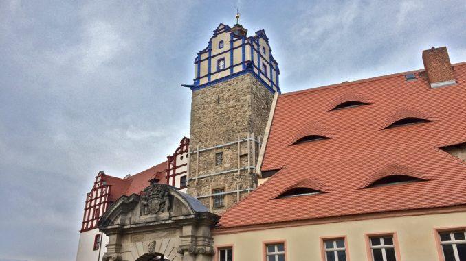 Schloss Bernburg, Sachsen Anhalt